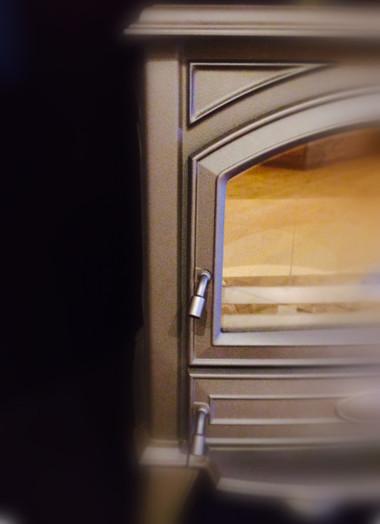グッドライフ上越_薪ストーブ_暖炉_煙突_ドブレ640CBJ_新潟県長岡市_日本暖炉ストーブ協会認定技術者施工_メトスチムニー_ヨツールパイプシステム_安心安全施工